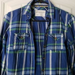 Like-new flannel